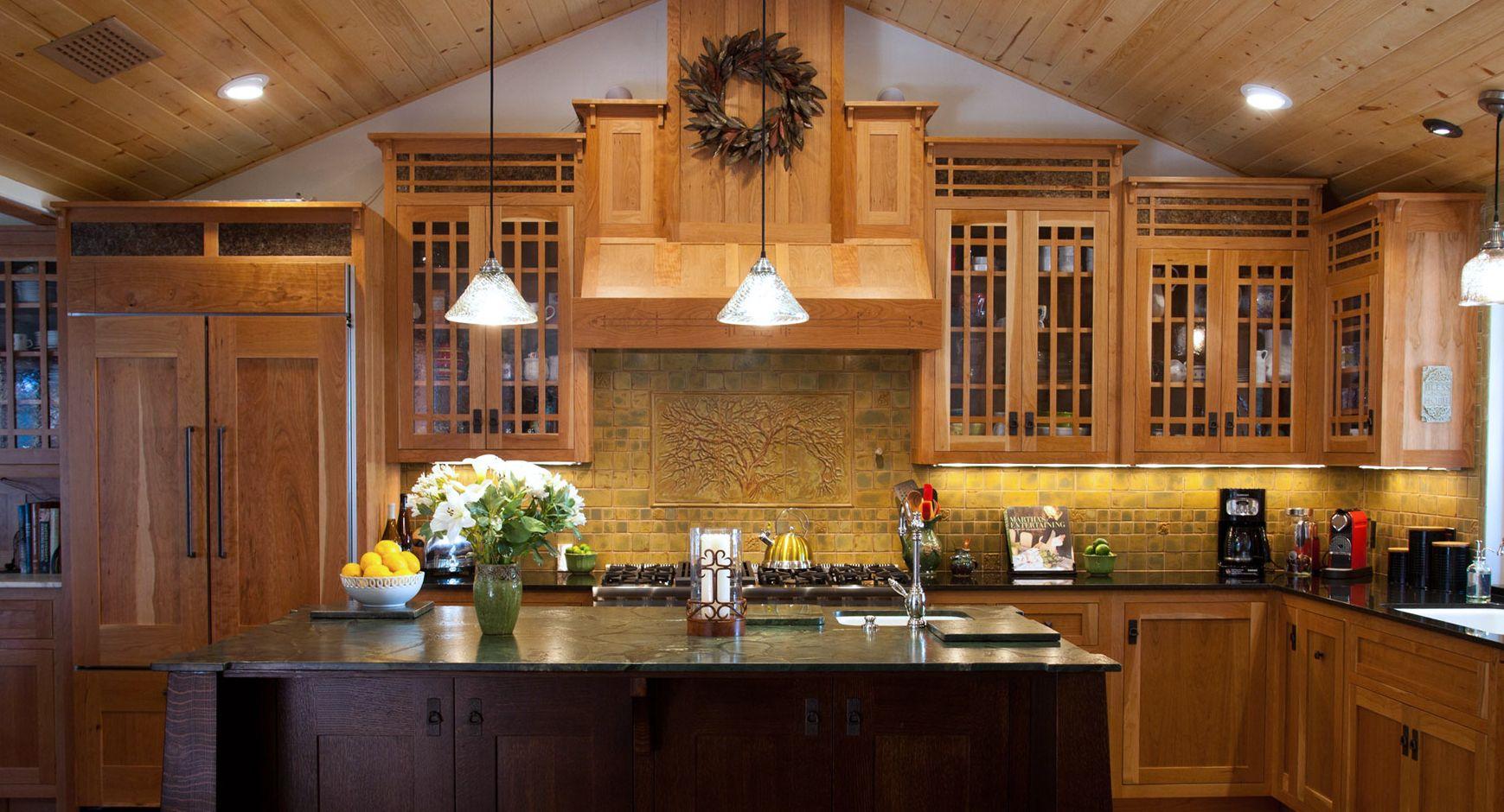 Hile Kitchen Dream Kitchen Kitchen Cabinet Styles Kitchen Craft Cabinets Craftsman Kitchen