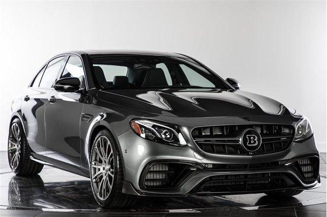2019 MercedesBenz Brabus 800MB E63 For Sale 241,167