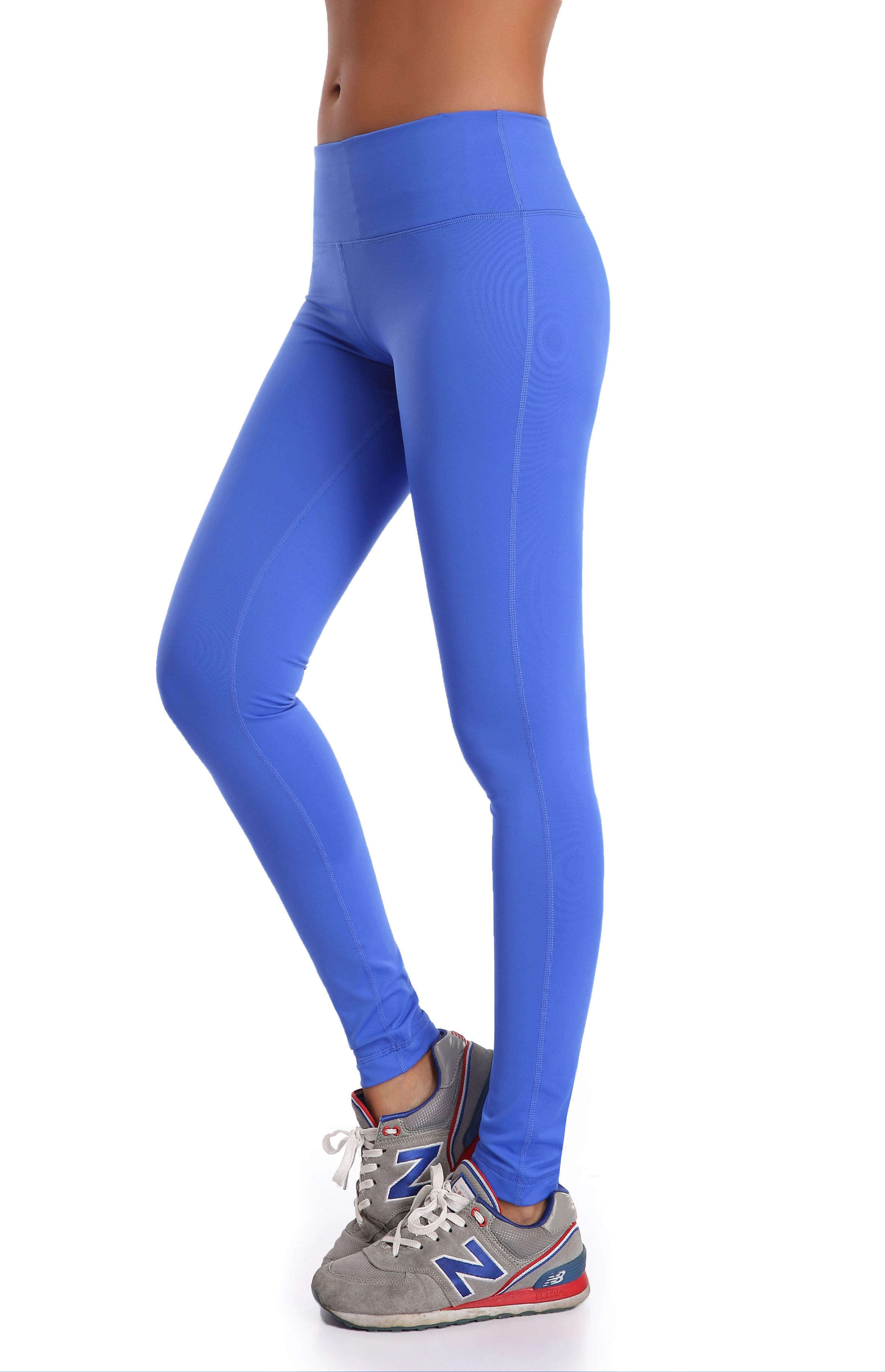 f75c928da1 Secure Smart Hidden Pocket that holds simple objects such as keys or credit  cards. Exceptional stay in place elastic high waist waistband Fitted full  length ...