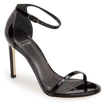 052b9b20352 Stuart Weitzman  Nudistsong  Ankle Strap Sandal (Women)