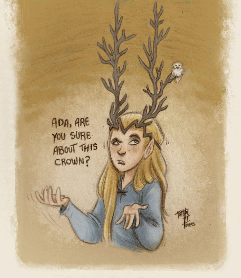 New crown by Kallica