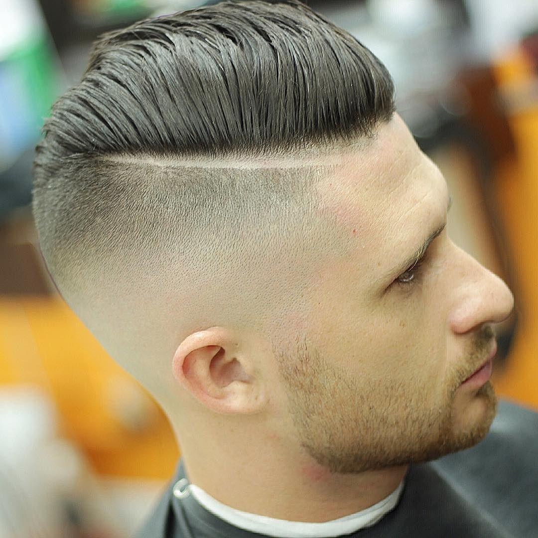 Men's hard part haircut pin by albert anaya on hair styles  pinterest  haircut styles
