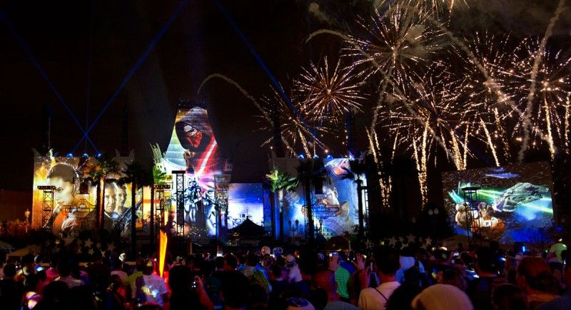 Tips for Viewing Star Wars A Galactic Spectacular at