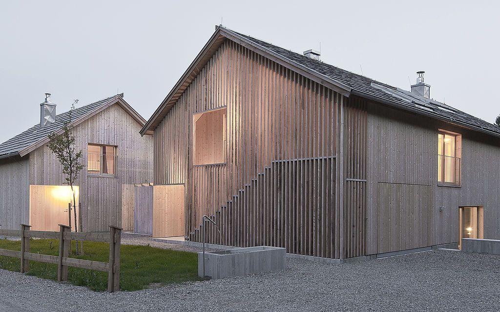 Wochenendhaus Holzhaus Modern Was Wir Bauen Bauko