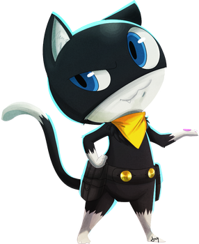 Morgana By Squeetheidiot Persona 5 Game Persona Cosplay Characters