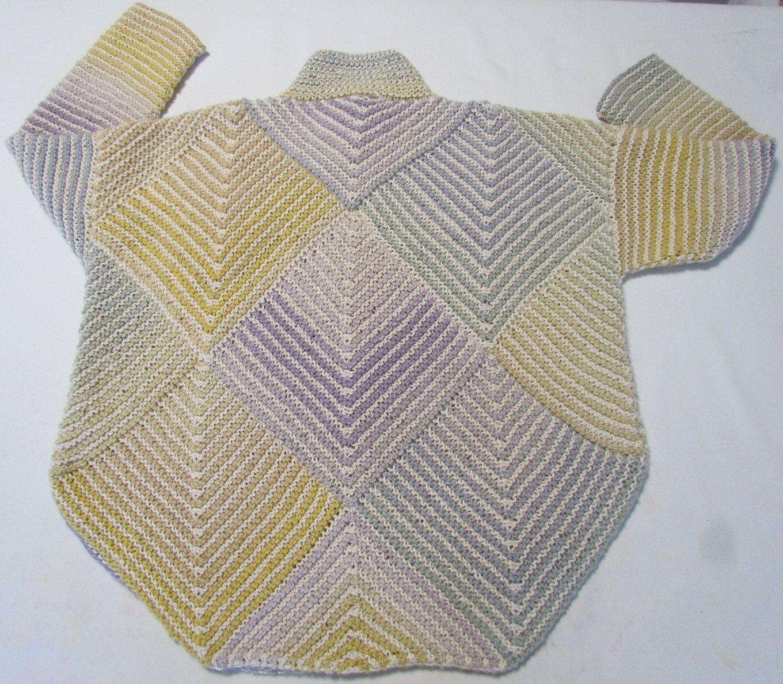 Ravelry: митрофорный Алмазный шаблон куртка Мелоди Джонсон