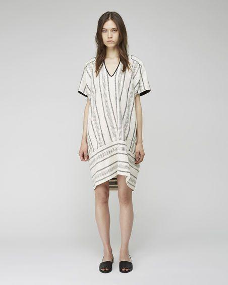 Zero + Maria Cornejo  Tasi Dress
