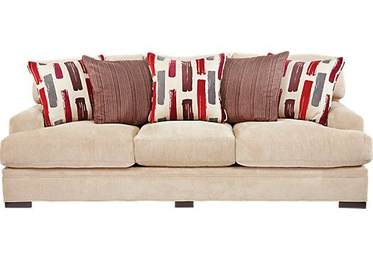 Best Shop For A Cindy Crawford Home Brighton Park Sofa At Rooms 400 x 300