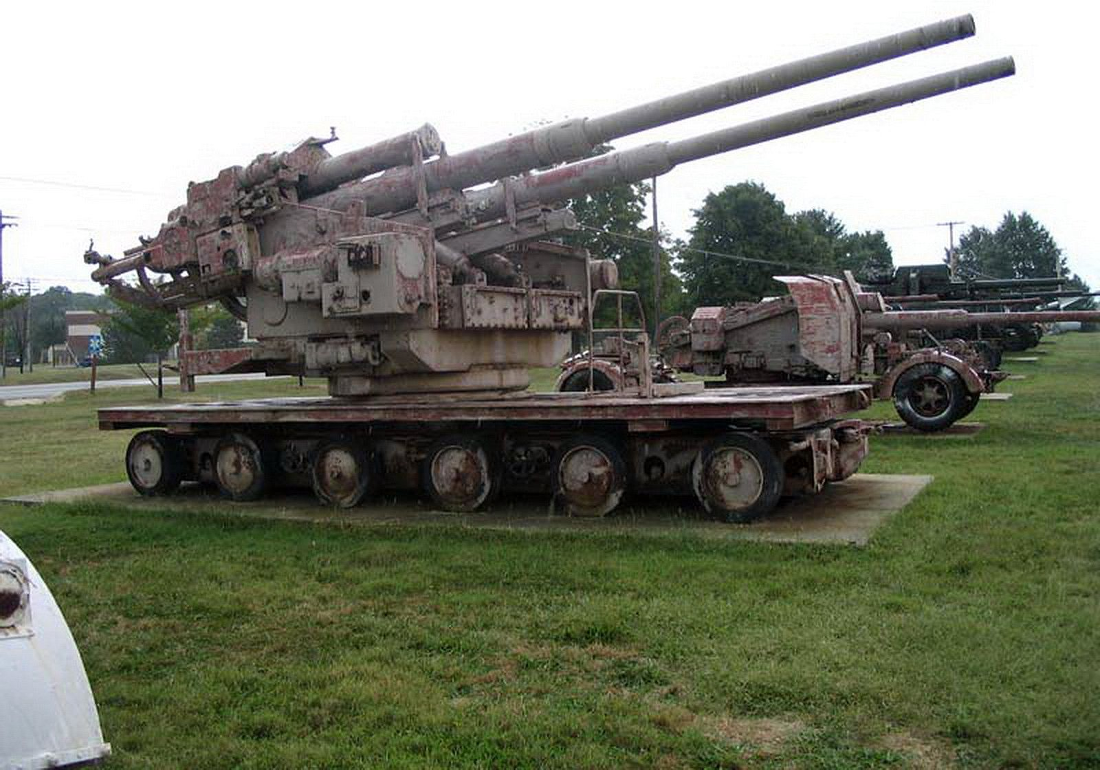 Whirlwind (roket). Anti-tank füze sistemi