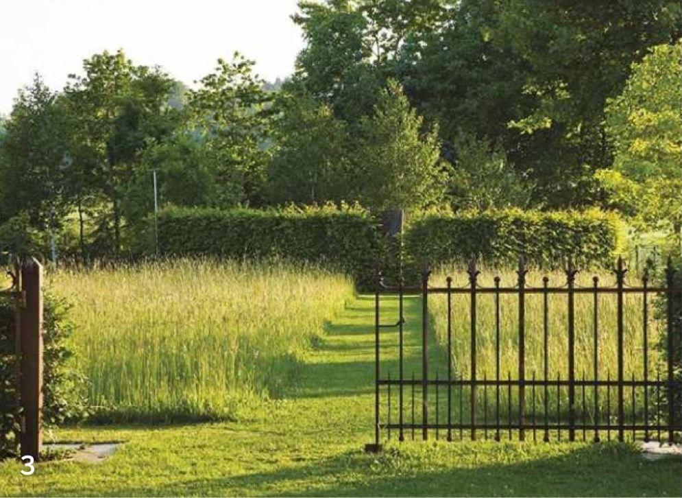 Kammlach, Germany - nice lower maintenance idea for a backyard. Let ...
