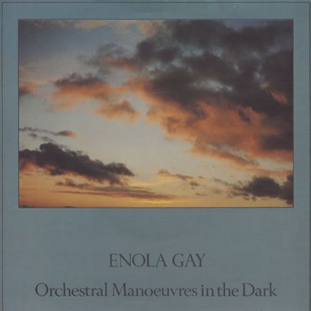 """For Sale -OMD Enola Gay UK  7"""" vinyl single (7 inch record)- See this and 250,000 other rare & vintage vinyl records, singles, LPs & CDs at http://eil.com/"""