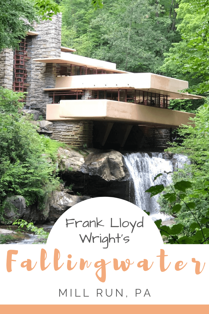Falling Water House Usa A Guided House Tour Of Frank Lloyd Wright S Fallingwater In Mill