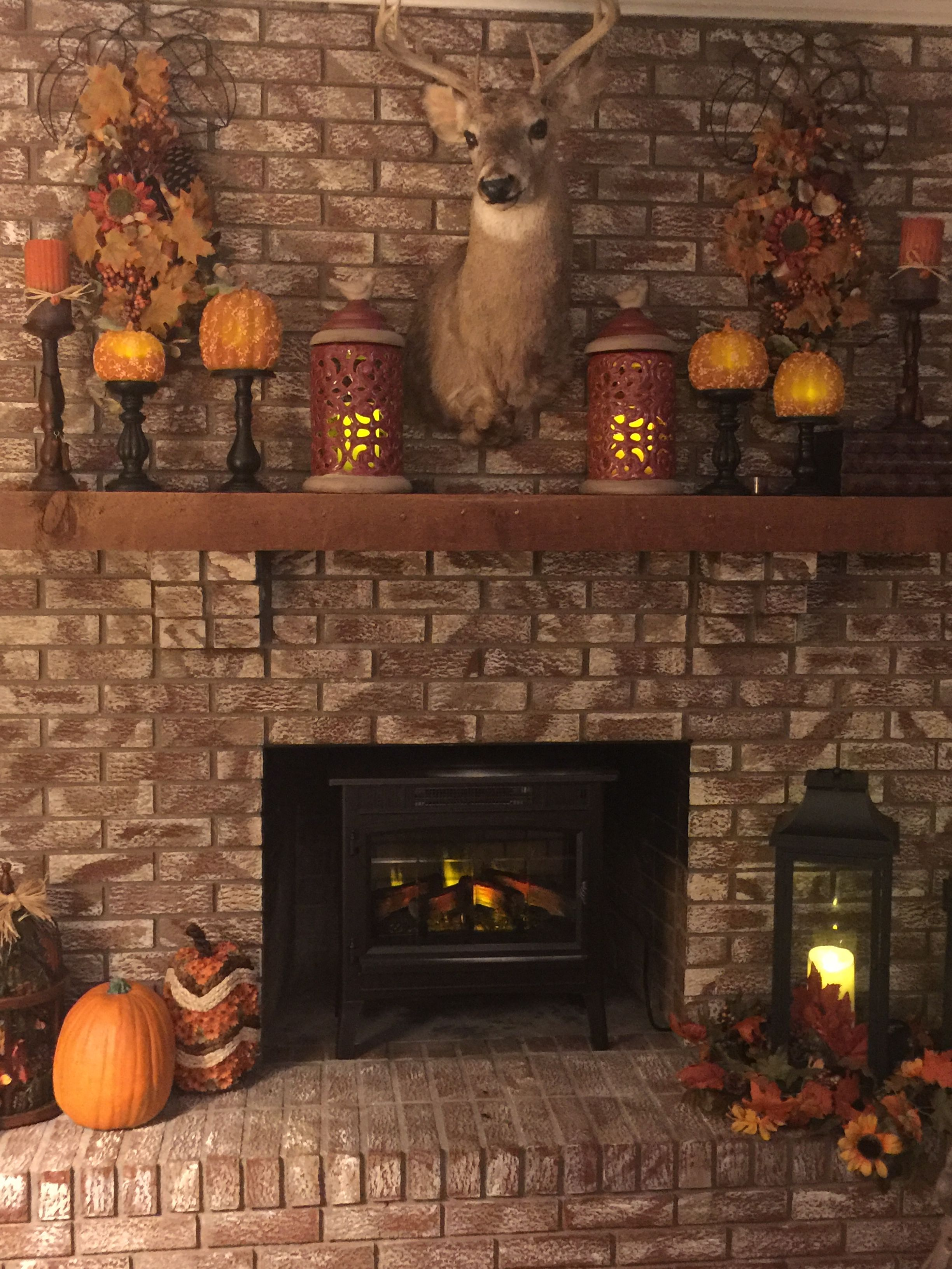 pin by vicki on deer decor in 2019 chimeneas 81885