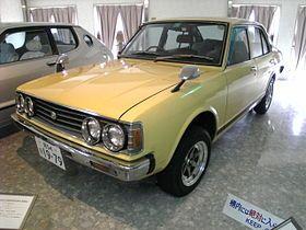 1970 Daihatsu Charmant 1300 Daihatsu Car Street Cars