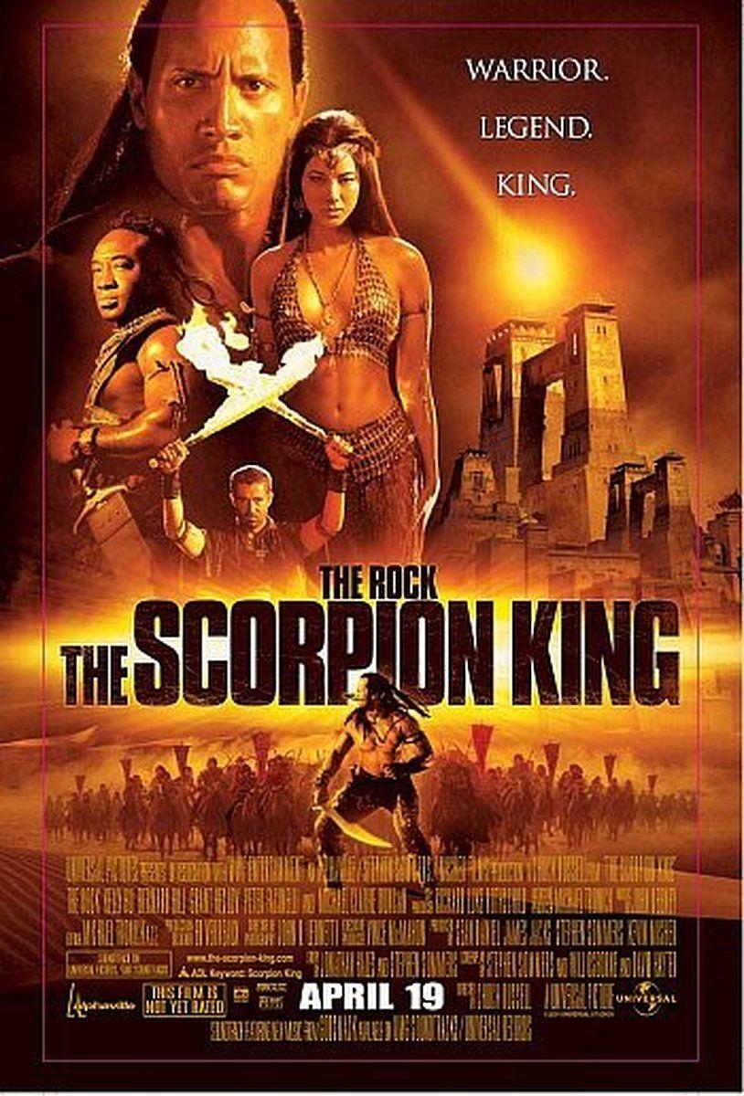 The Scorpion King (2002) | Kings movie, Free movies online, Hd movies