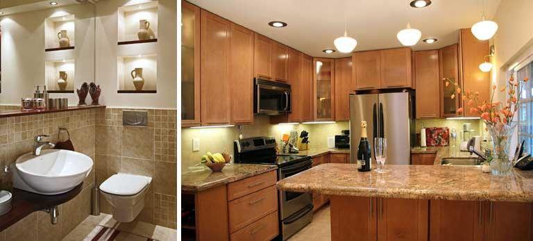 3 Things That Can Make Your Bathroom And Kitchen Look Beautiful