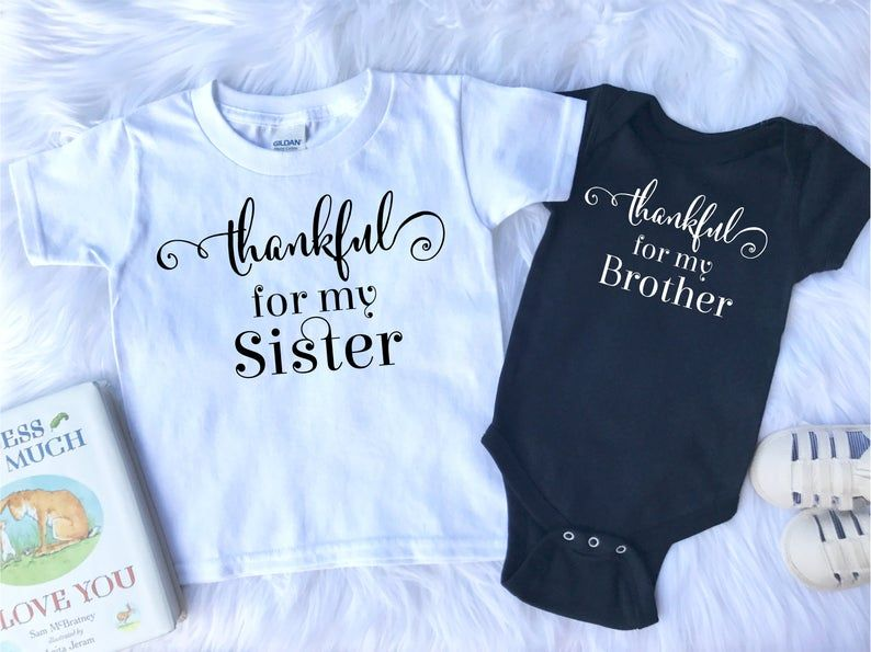 Little Sister Shirt Little Sis Sibling Outfit Big Sis Sister Sloth and Sister Sloth Outfit Big Sister Shirt Sister Outfit