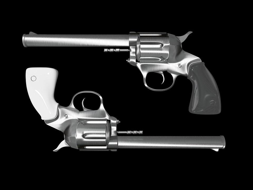 Colt, Revólver, Pistola, Pistola De Mano, Armas