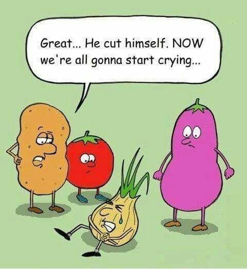 Veggie joke