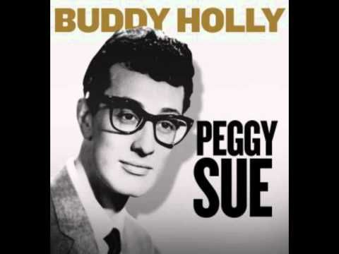 ▶ Buddy Holly - Peggy Sue - YouTube