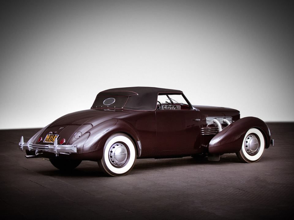 The Cord 810 (and related Cord 812) was an automobile produced by ...