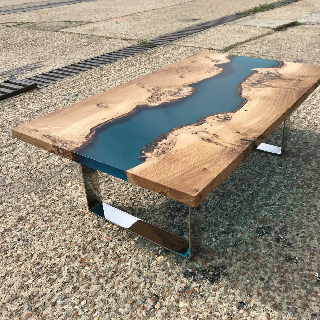 Are You Interested In Our Resin Coffee Table With Our Coffee Table With Chrome Legs You Need Look No Further Coffee Table Wood Coffee Table Resin Table [ 1024 x 1024 Pixel ]