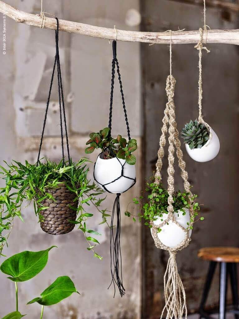 Small space hanging planter ideas best ideas for hanging baskets front porch planters flower baskets vegetables flowers plants planters tutorial