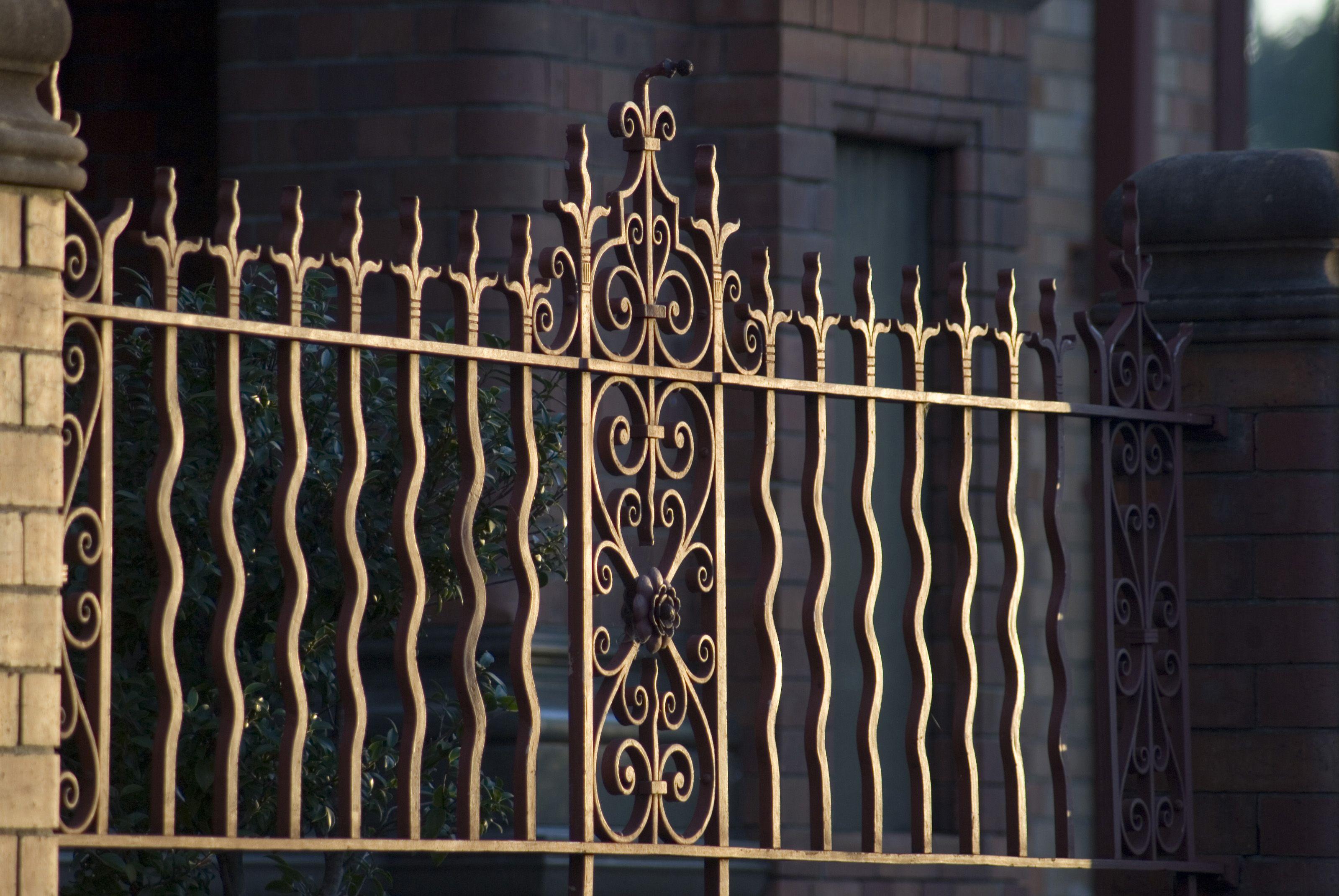Fancy Wrought Iron Gates Wrought Iron Gates Wrought Iron Fences