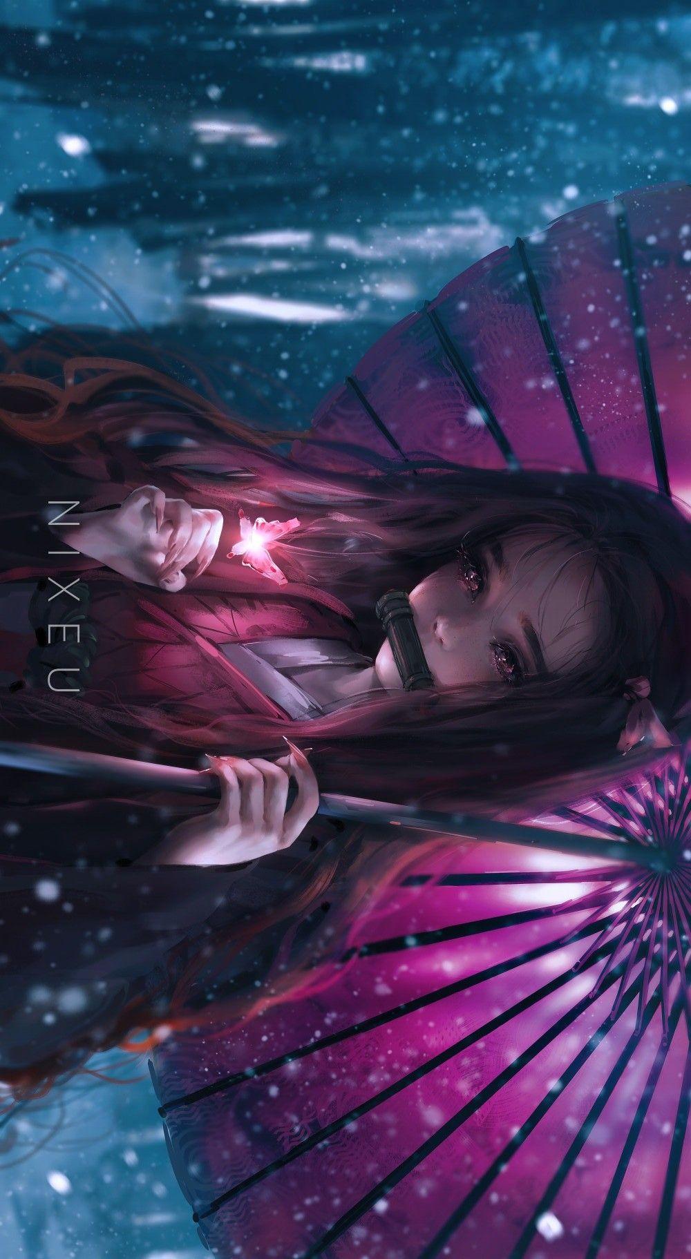 Photo of | Save & Follow | Nezuko Kamado • Demon Slayer • Kimetsu no Yaiba