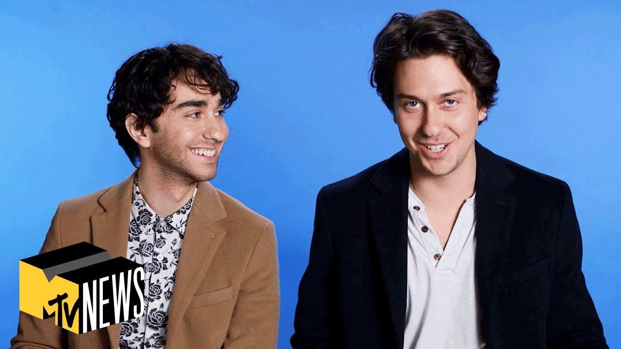 Alex Wolff and Nat Wolff attend a screening of Demolition