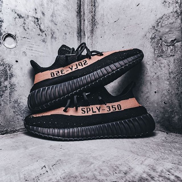 """Allen Kuo Shows His Massive YEEZY BOOST 350 V2 """"Black/Red"""
