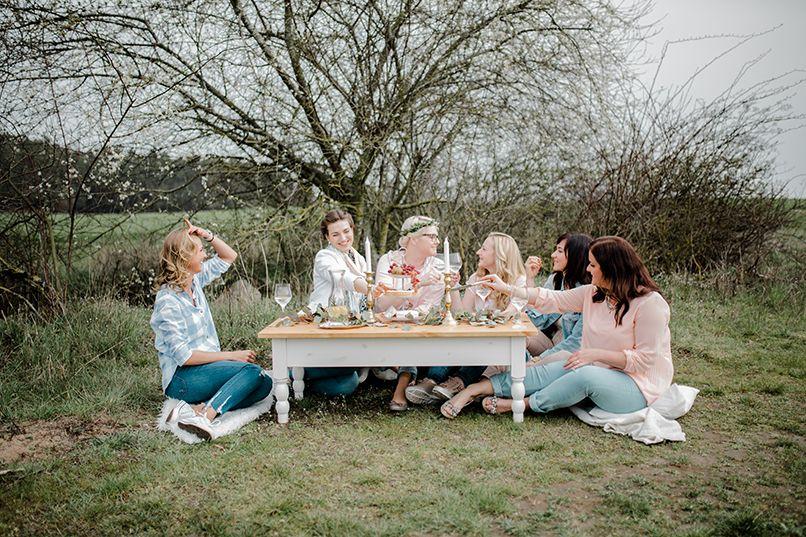 Bridal Party – Junggesellinnenabschied mit Frühlingsgefühlen ...
