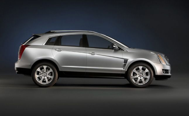 2013 Cadillac SRX Recalled for Acceleration Lag