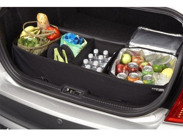 Diy Suv Trunk Organizer Ford Escape Accessories Cargo Organizer Ford Fusion Accessories