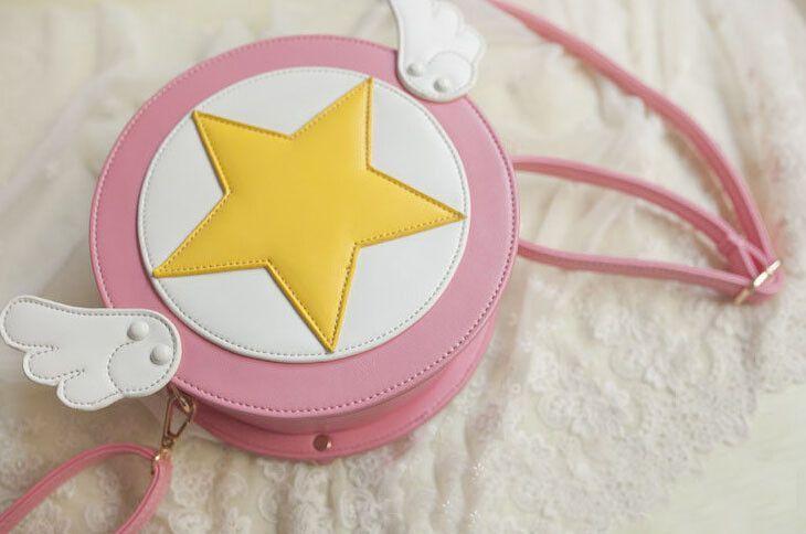 """Cardcaptor Sakura backpack! Use code """"battytheragdoll"""" for 10% off!"""