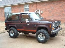 Image Result For 1986 Ford Bronco Ford Bronco Ford Bronco Ii Ford Bronco 2