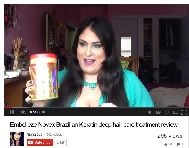 Check out this amazing review on Novex Brazilian Keratin