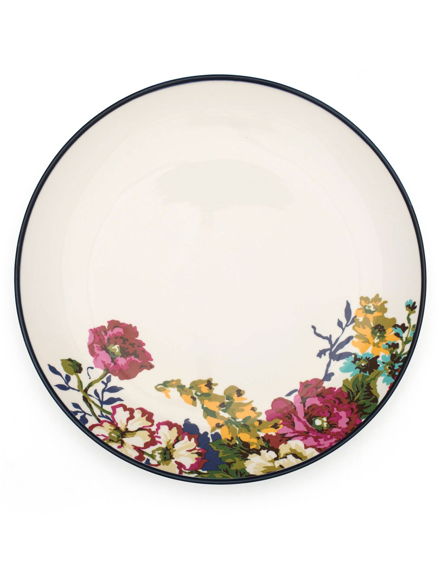 Joules Dinner Plate Navy Brighten Up Your Breakfast Lunch Or