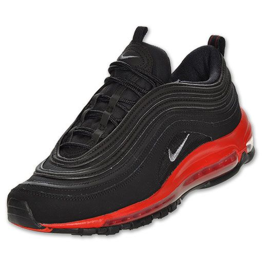 100% authentic 5960e c2d65 Air Max 97 (Black, Challenge Red, Black)