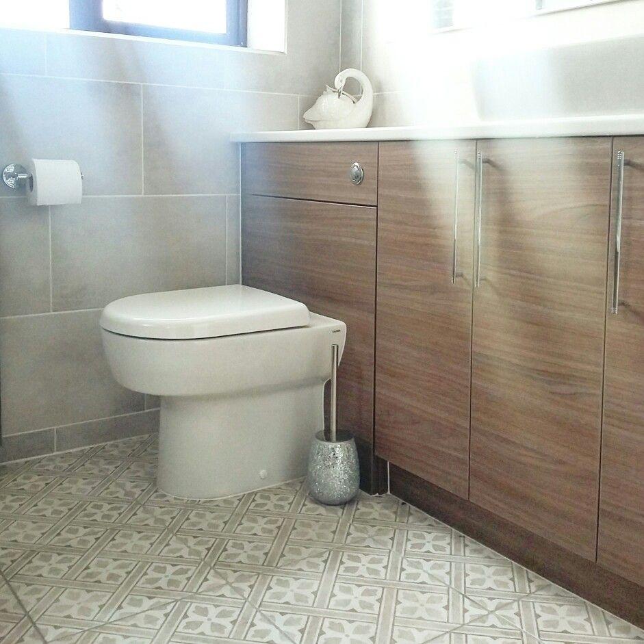 One Pot Ourrtgagedhome On Instgram Small Walnut Bathroom Ideas Laura  Ashley Mr