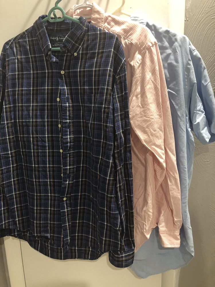 Mens Name Brand Long And Short Sleeve Button Downs Fashion