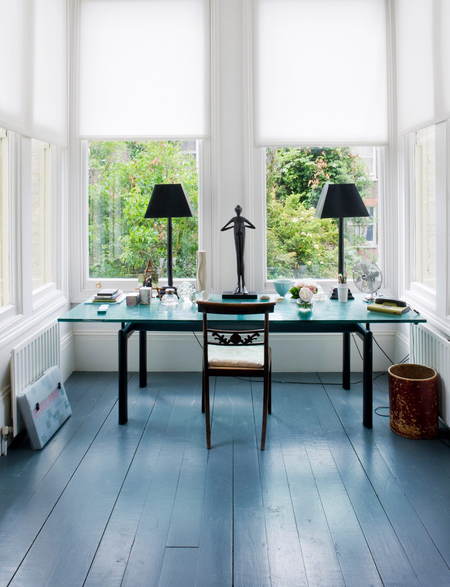 Farrow And Ball Painted Floor Painted Wooden Floors