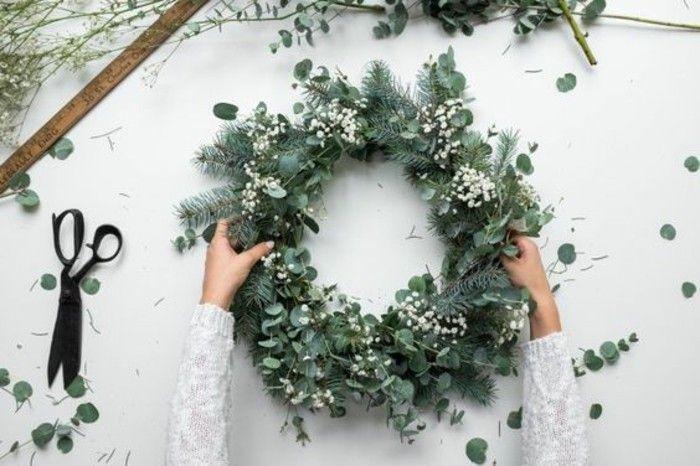 Photo of Make Christmas wreath – 65 inspiring ideas