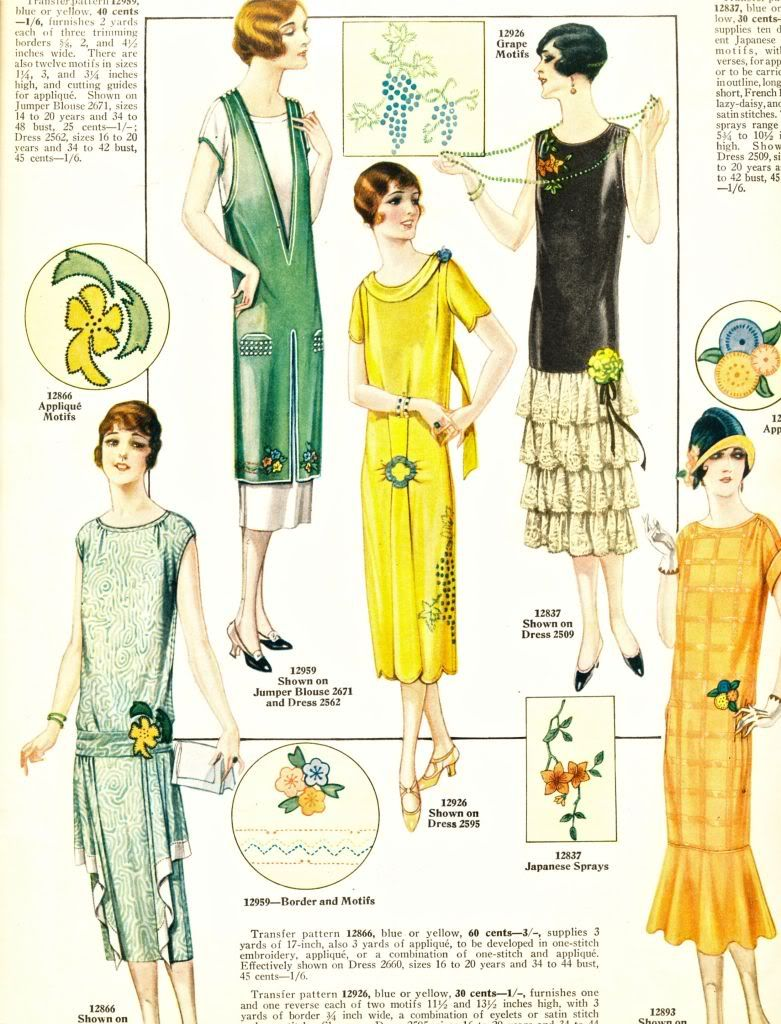 Pictorial Review Patterns Make You Look Slender And Youthful