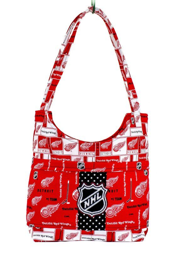 NHL Tote Bag, Christmas Gifts For Girlfriend, Hockey Lovers, NHL