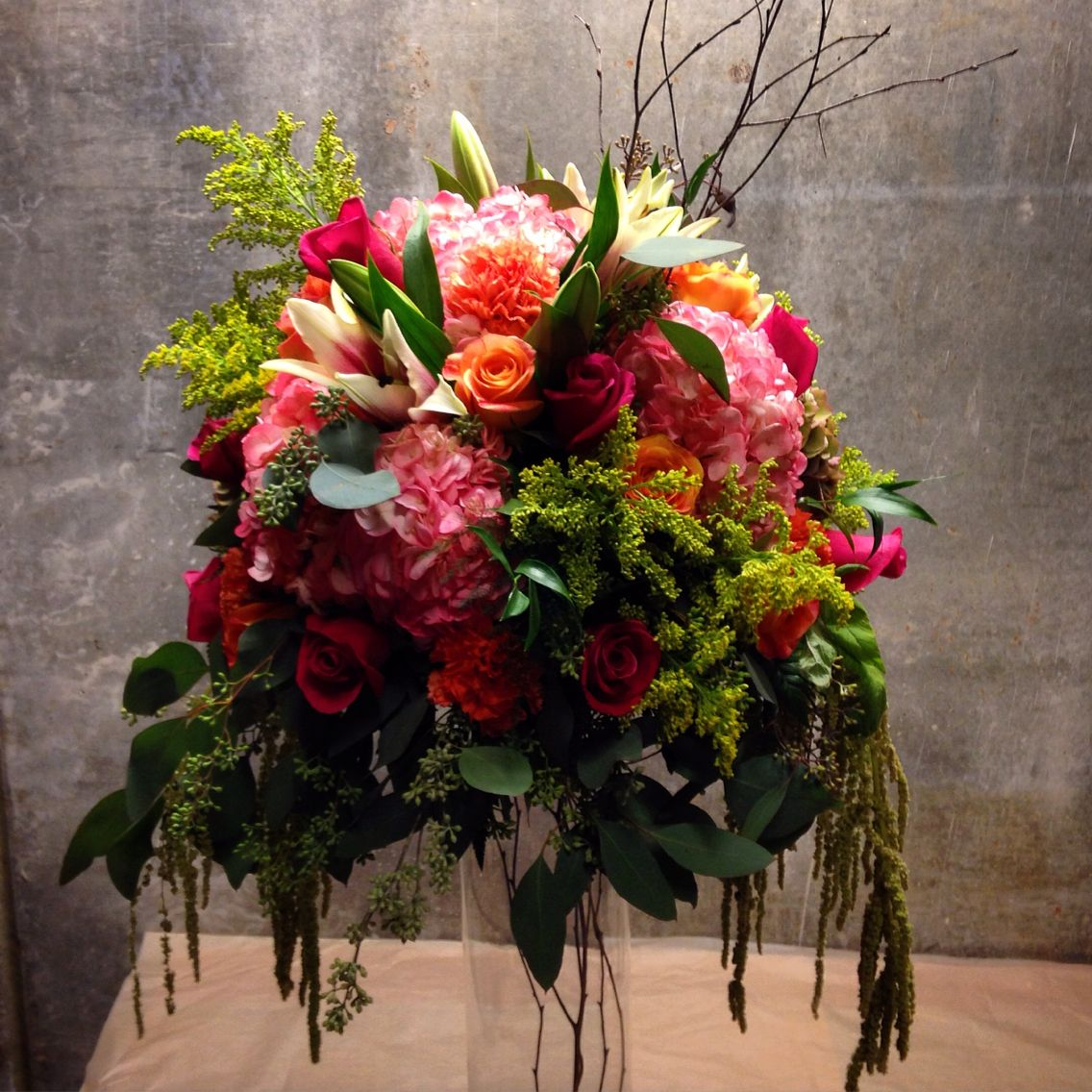 Wedding Reception By Graciel Stagram