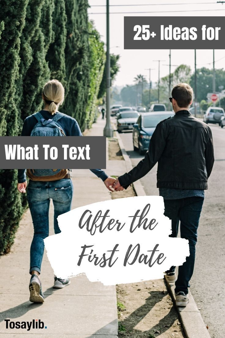 25+ Ideas for What To Text After the First Date | Morning