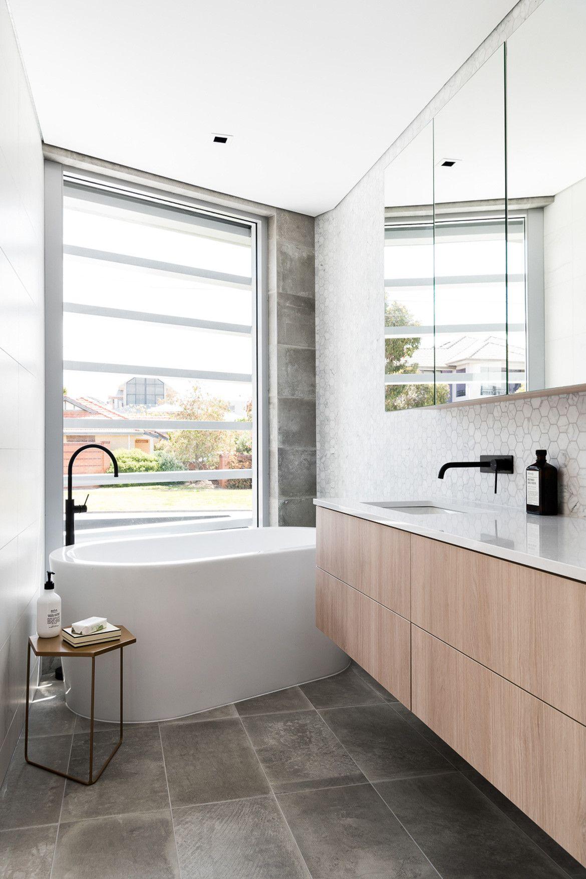 Badezimmer eitelkeiten vermont axon homes photography by dion robeson bathroom  bath room