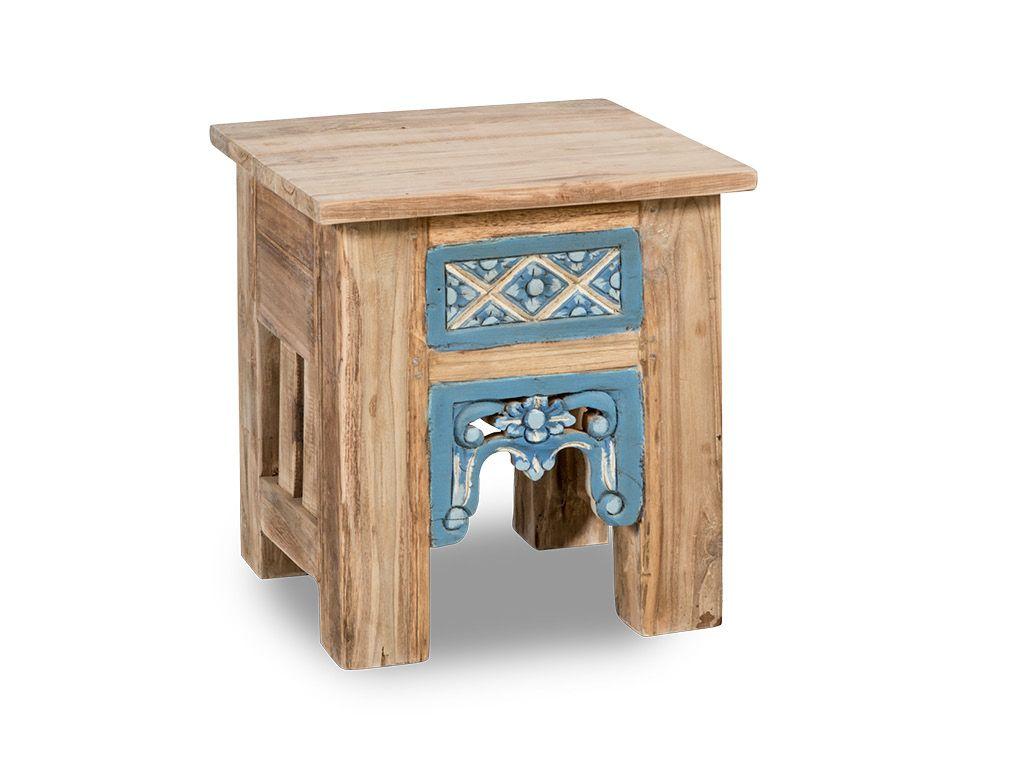 Cipì #Java #Indian #Hocker CP503/JAVA | #Holz | im Angebot auf ...