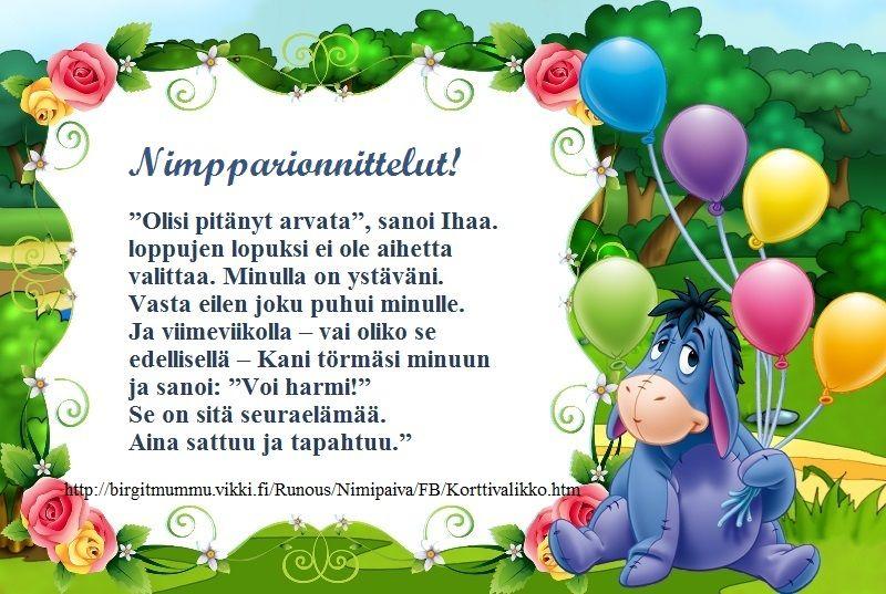 Jaana Nimipäivä